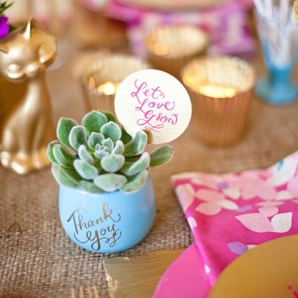 18 Tiny Wedding Favors You Can Totally DIY