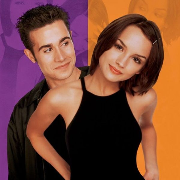Freddie Prinze Jr. and Rachael Leigh Cook Pose for Adorable She's All That Reunion Pic