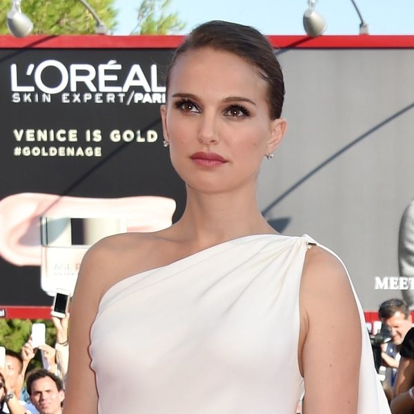 Natalie Portman Is Pregnant With Baby #2