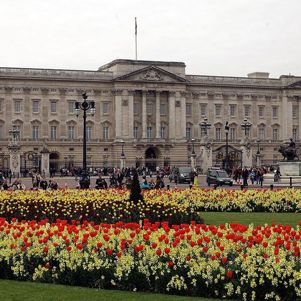 There's a Job Opening at Buckingham Palace