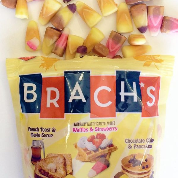 Brunch-Flavored Candy Corn Is Your Excuse to Eat Treats for Breakfast