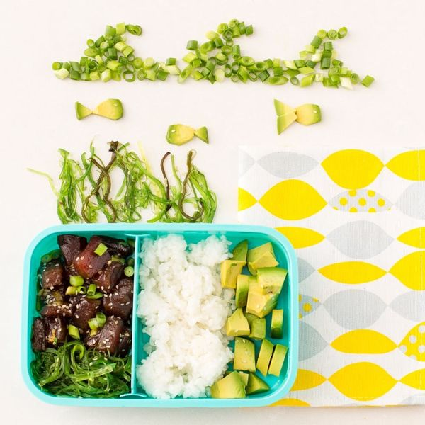 These 3 Poke Bowl Bento Boxes Just Made Lunchtime the Best Time