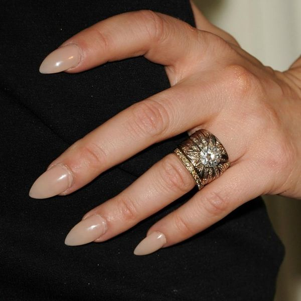 The 14 Coolest, Most Extravagant Celeb Engagement Rings We've Ever Seen