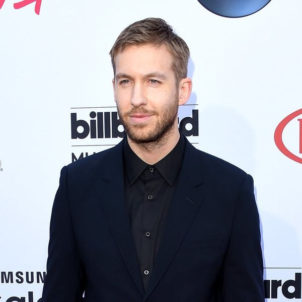 Calvin Harris Has a New Lady, and We Have the Deets