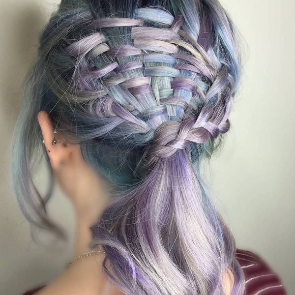 Lattice Hair Is the Upgrade Your Braid Needs Now