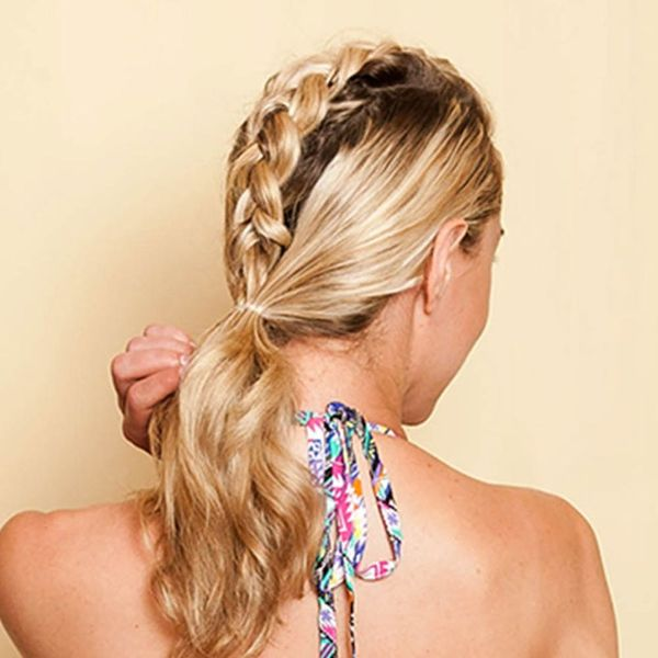 This Braid Is All Party in the Back