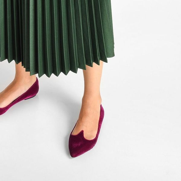 25 Pairs of Velvet Shoes That Are EVERYTHING for Fall