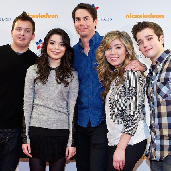 The Cast of iCarly Just Had a Surprise Reunion That Will Make Your Heart Soar