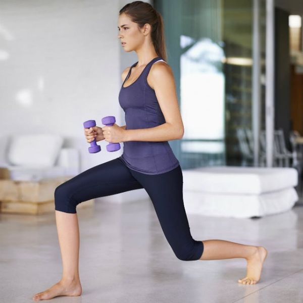 7 YouTube Workouts to Tone Your Legs Every Day This Week