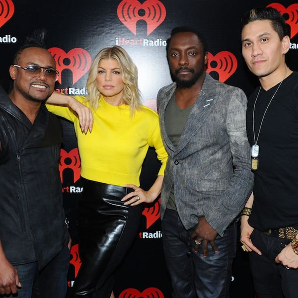 The Black Eyed Peas Just Gave One of Their Biggest Hits a Seriously Powerful Update