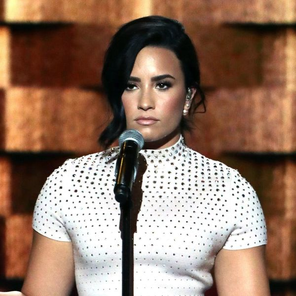 Did Demi Lovato Just Throw Shade at Ex Wilmer Valderrama?
