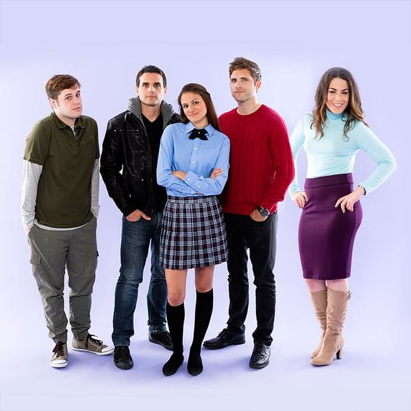 DIY This Epic Gilmore Girls Group Costume for (Stars) Hallow-een
