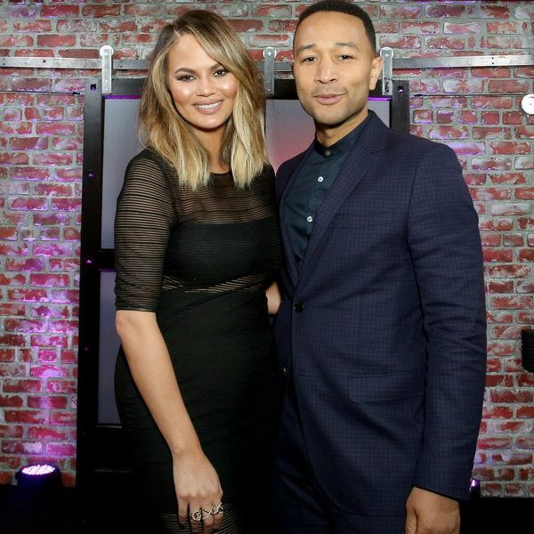This Video of John Legend and Chrissy Teigen Performing Carols for Luna Will Melt Your Heart