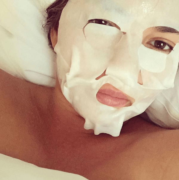 Here's Some Gross News About Your K-Beauty Sheet Mask Obsession