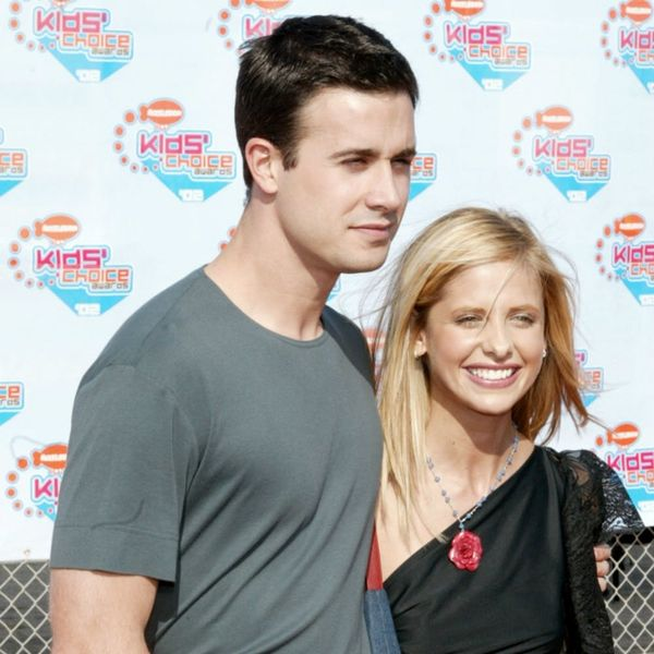 Sarah Michelle Gellar's Adorable Anniversary Pic Is #RelationshipGoals