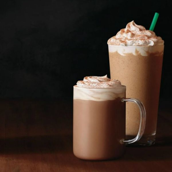 Starbucks' Is Launching New Twists on Old Faves for Fall