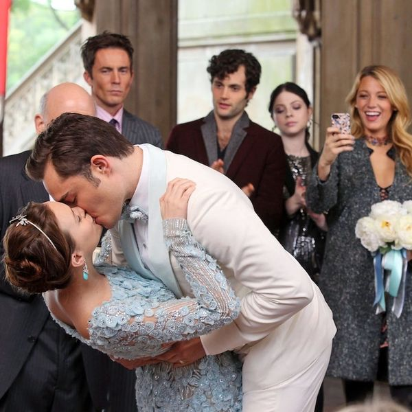 Say Yes to These Memorable TV Wedding Dresses