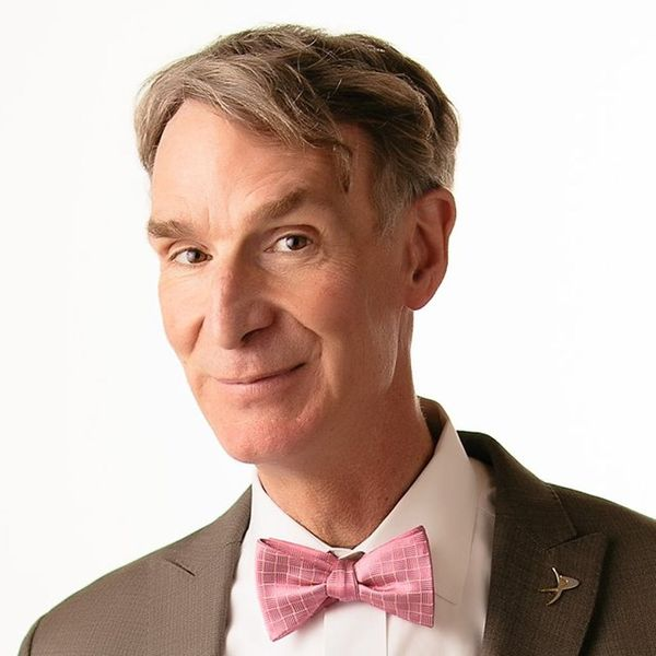 "Bill Nye Is Headed to Netflix With a New Show That Will ""Save the World"""