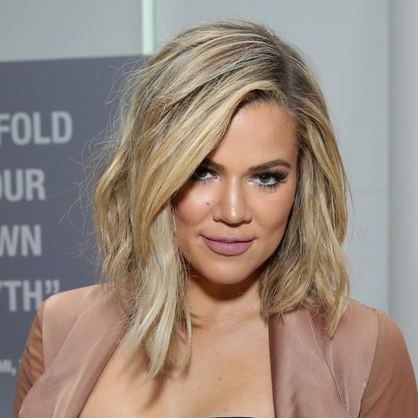 Khloe Kardashian's Fuzzy Faux Fur Trend Is Perfect for Fall