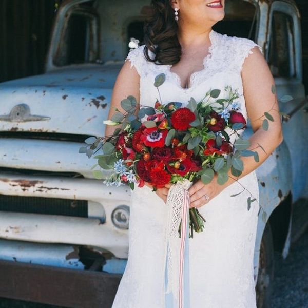 13 Americana Wedding Details for Labor Day