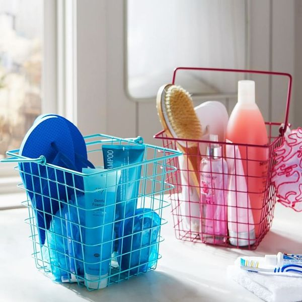 How to Survive Sharing a Shower With These Shower Caddy Hacks