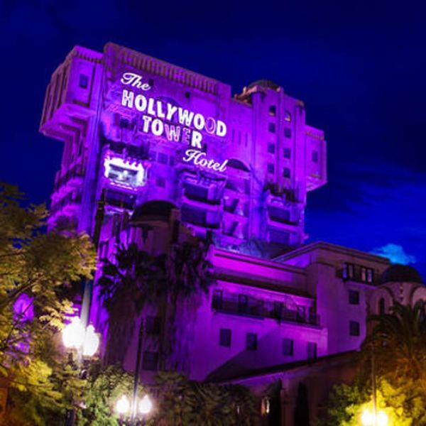 Disneyland's Tower of Terror Is Closing Sooner Than We Thought