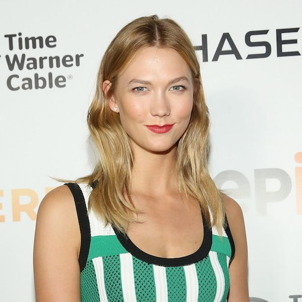 Supermodels Gigi Hadid + Karlie Kloss Are Rocking This Ancient Jewelry Trend