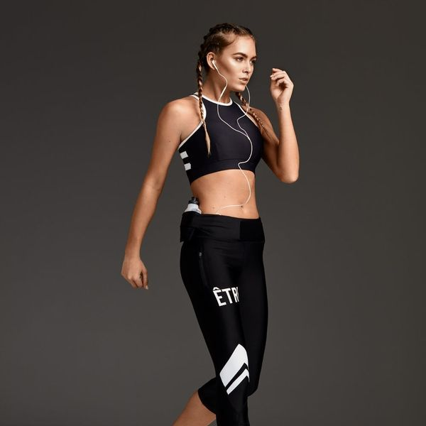 These Kickstarter Leggings Hold Your Water Bottle While You Work Out