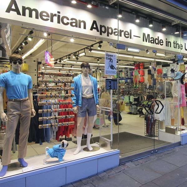 Why 2000s Clothing Giant American Apparel Is in SERIOUS Trouble