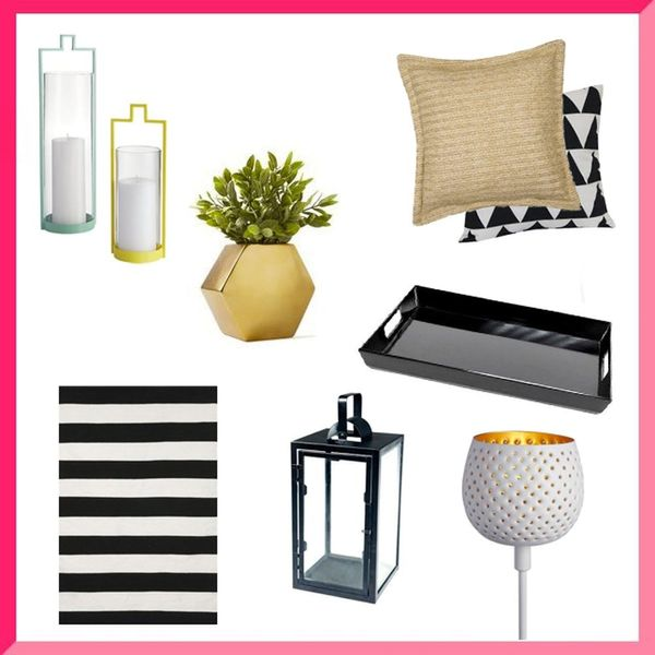 18 Decor Pieces Under $25 to Dress Up Your Outdoor Space