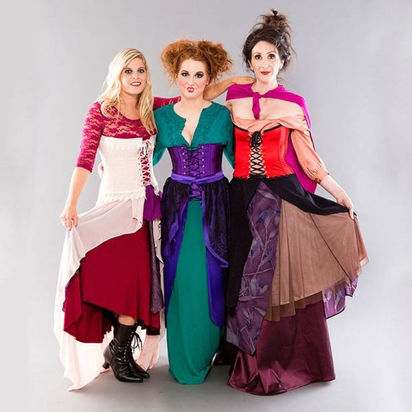 DIY This Hocus Pocus Costumes for Your Main Witches