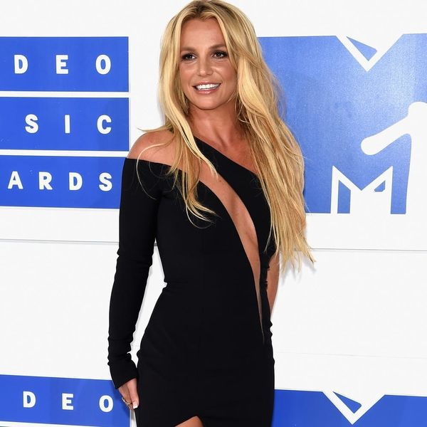Britney Spears Just Made Her VMAs Comeback, With Mixed Results
