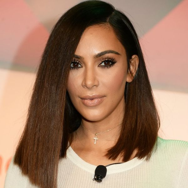 Kim Kardashian West Is Twinning With Khloe With Her Latest Look