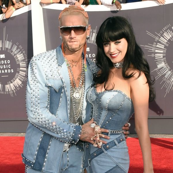 7 of the Strangest Celeb Couples to Ever Walk the MTV VMA Red Carpet