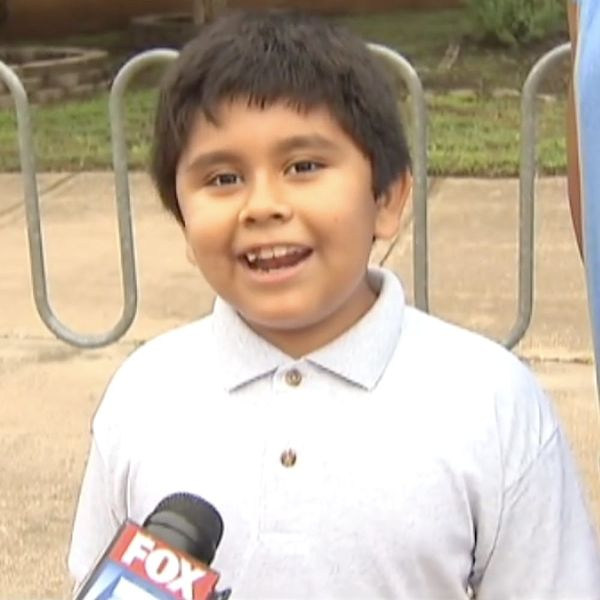 This Little Guy's Back-to-School Excitement Will Totally Make Your Day