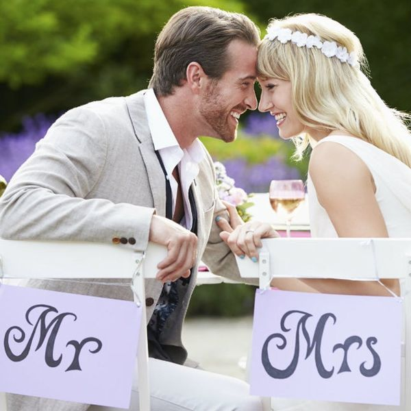 10 Totally Valid Reasons Not to Change Your Last Name for Marriage