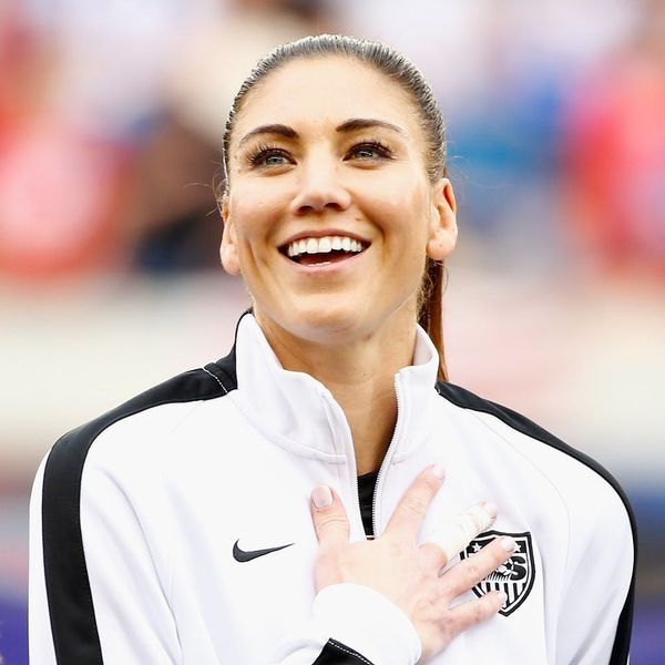 The Hope Solo and Ryan Lochte Sitch Might Be an Example of Serious Sports Sexism