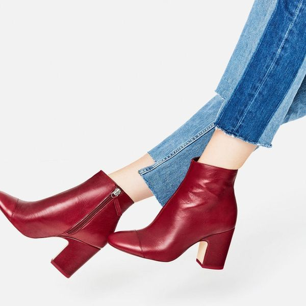 16 Show-Stopping Ankle Boots That Will Make You Want to Skip the Rest of Summer