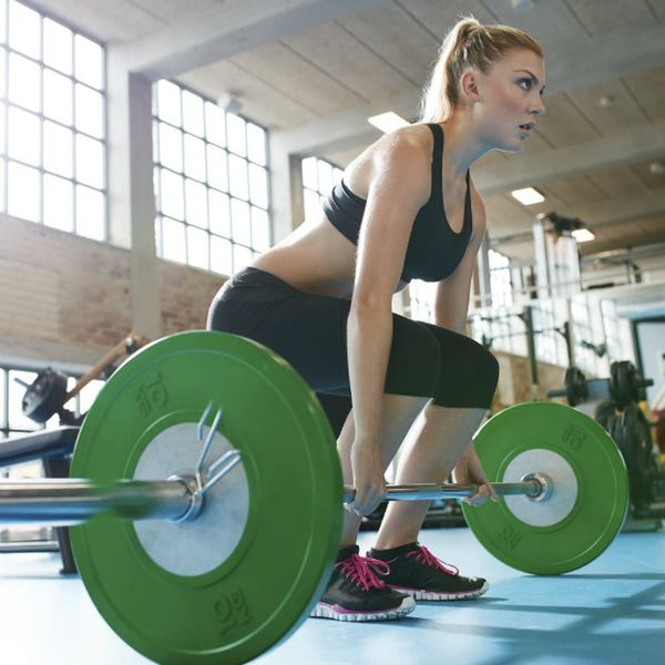 This New Study Is Going to Change the Way You Lift Weights