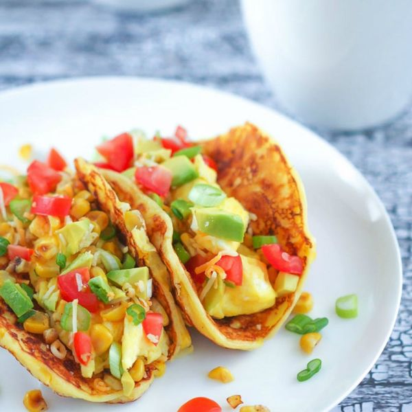 16 Recipes That Prove Pancake Tacos Are the Next Avocado Toast