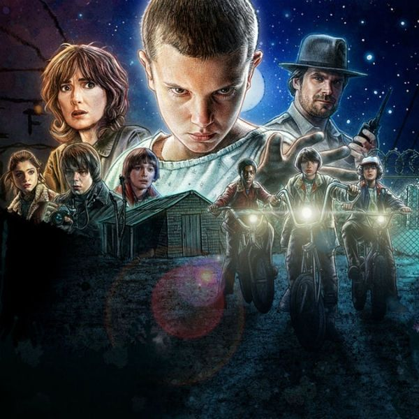 This Stranger Things Fan Theory Is Pretty Epic