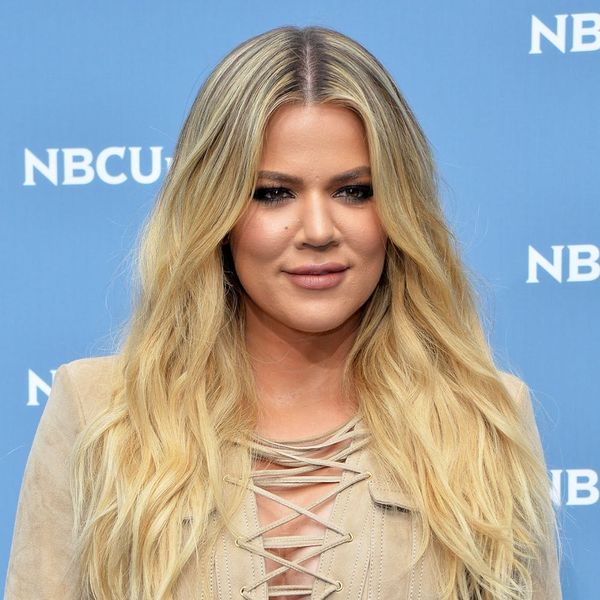 Khloé Kardashian's Secret to Strong Nails Is Actually Meant for Horses