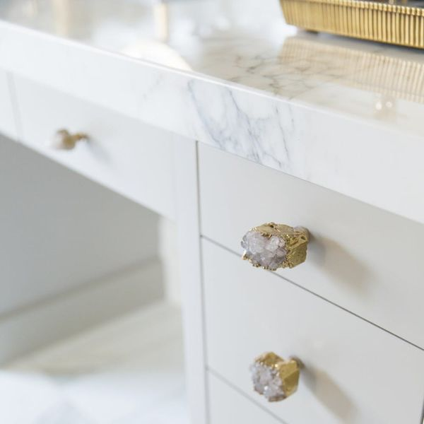 18 Classy Ways to Add Crystals, Stones and Good Vibes to Your Home Decor