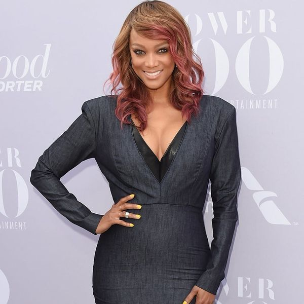 Tyra Banks Could Be Your Next College Professor