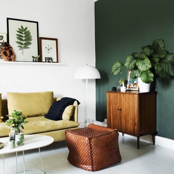 Five Trending Paint Colors to Try This Fall