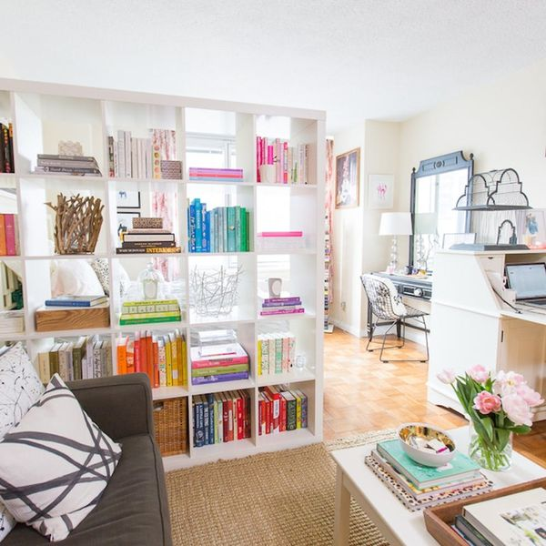 11 Small Space Hacks to Steal from This Blogger's NYC Studio