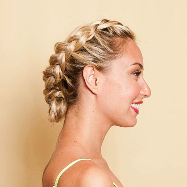 Try This Pinterest Hair Hack for a Dreamy Braid in 10 Minutes