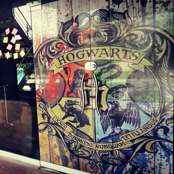 There's a Harry Potter-Themed Café and It's Every Bit As Magical As You Might Imagine