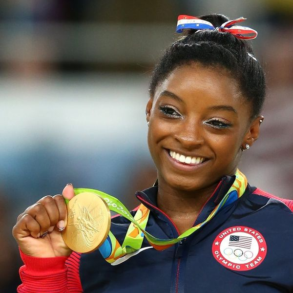 Simone Biles May Be Headed to Dancing With the Stars