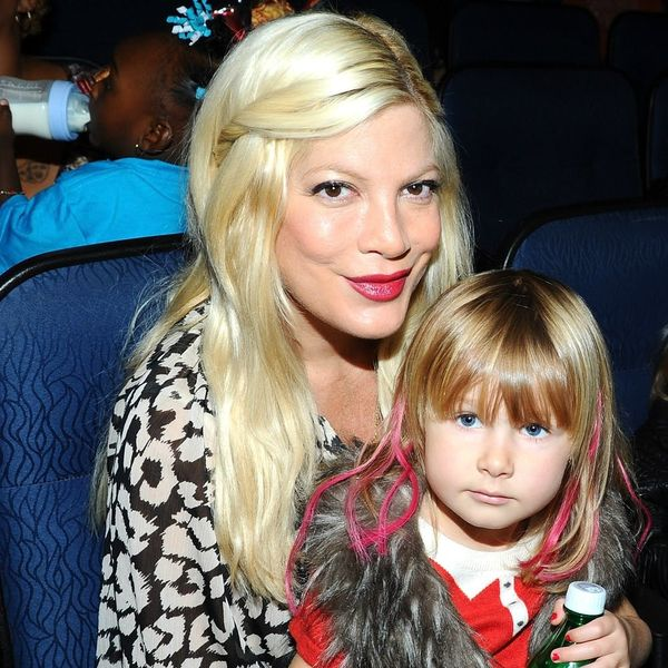 Tori Spelling's Daughter's Gem-Shaped Soaps Are DIY Inspo to the Max